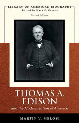 Thomas Edison - Library of American Biography (Paperback)