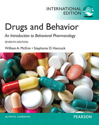 Drugs & Behavior: An Introduction to Behavioral Pharmacology (Paperback)