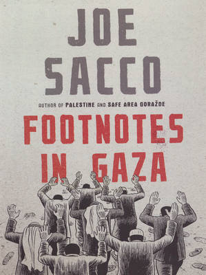 Footnotes in Gaza (Hardback)
