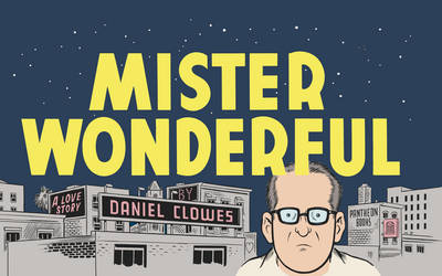 Mister Wonderful: A Love Story (Hardback)