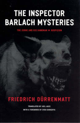 "The Inspector Barlach Mysteries: ""The Judge and His Hangman"" and ""Suspicion"" (Paperback)"