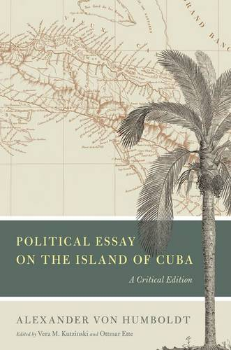 Political Essay on the Island of Cuba (Hardback)