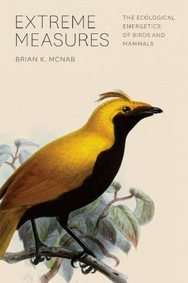 Extreme Measures: The Ecological Energetics of Birds and Mammals (Paperback)