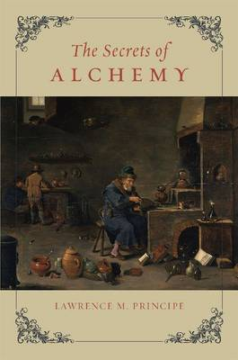 The Secrets of Alchemy - Synthesis (Hardback)
