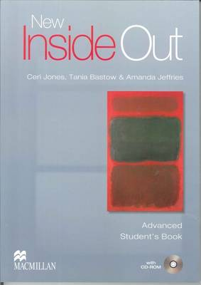 New Inside Out Advanced: Student Book with CD-ROM (Mixed media product)