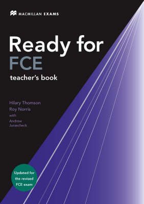New Ready for FCE: Audio CD (CD-Audio)