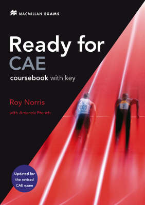 New Ready for CAE: Student's Book + Key (Paperback)