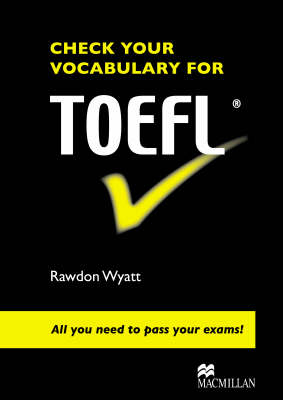 Check Your Vocabulary for TOEFL (Paperback)