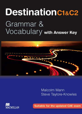Destination Grammar C1: Student's Book with Key (Paperback)
