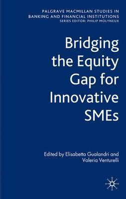 Bridging the Equity Gap for Innovative SMEs - Palgrave Macmillan Studies in Banking and Financial Institutions (Hardback)