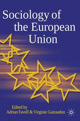 Sociology of the European Union (Paperback)