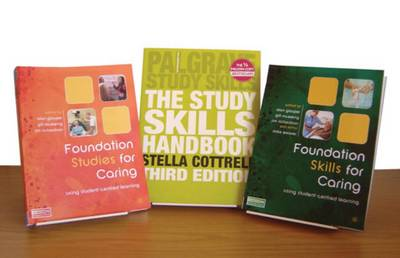 Foundations for Caring and Study Skills Value Pack (Mixed media product)