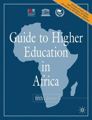 Guide to Higher Education in Africa 2010 (Paperback)
