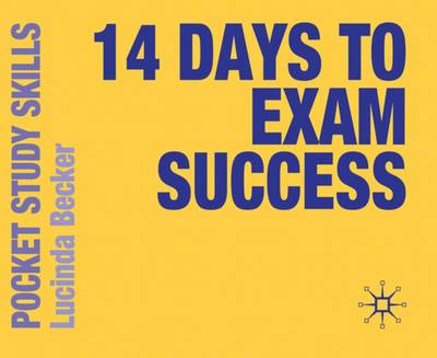 14 Days to Exam Success - Pocket Study Skills (Paperback)