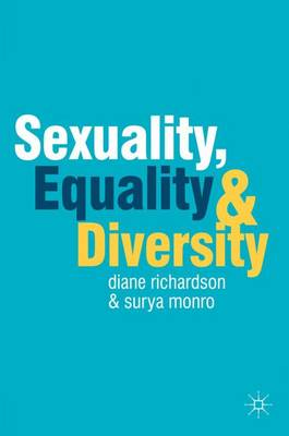 Sexuality, Equality and Diversity (Paperback)