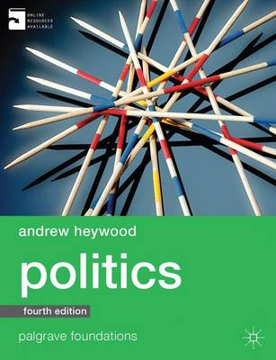 Politics - Palgrave Foundations Series (Paperback)