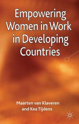 Empowering Women in Work in Developing Countries (Hardback)