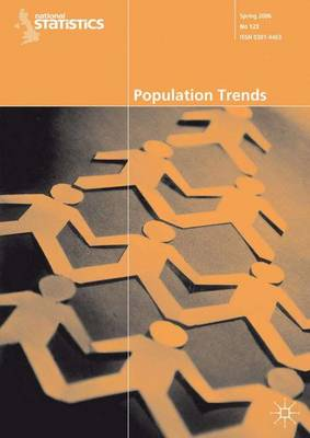 Population Trends: Spring 2007 No. 127 (Paperback)