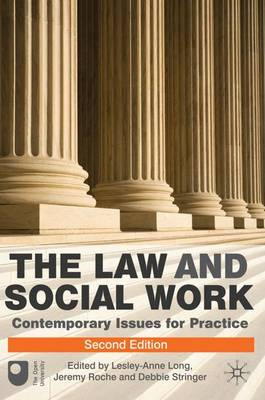 The Law and Social Work: Contemporary Issues for Practice (Paperback)