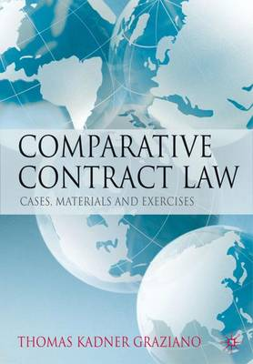 Comparative Contract Law: Cases, Materials and Exercises (Paperback)