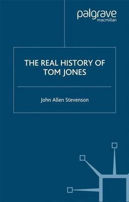 The Real History of Tom Jones (Paperback)