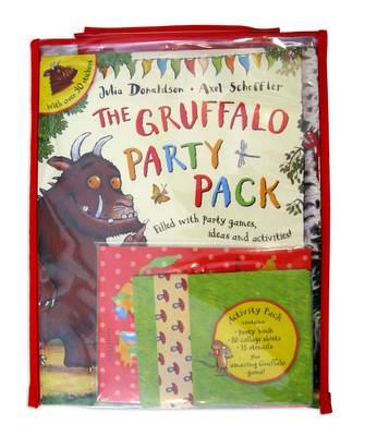 The Gruffalo Party Pack (Mixed media product)