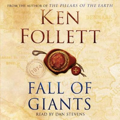 Fall of Giants - The Century Trilogy 1 (CD-Audio)