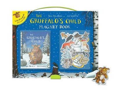The Gruffalo's Child Magnet Book (Novelty book)