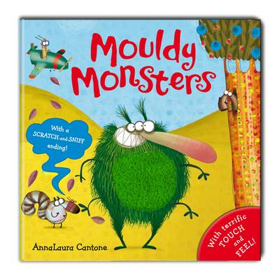 Mouldy Monsters (Paperback)