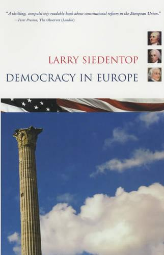 Democracy in Europe (Paperback)