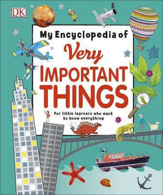 My Encyclopedia of Very Important Things (Hardback)