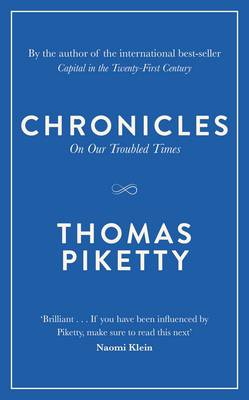 Chronicles: On Our Troubled Times (Hardback)