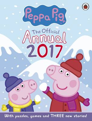 Cover Peppa Pig: Official Annual 2017 - Peppa Pig