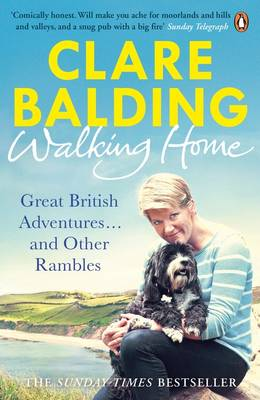 Cover Walking Home: Great British Adventures ... and Other Rambles