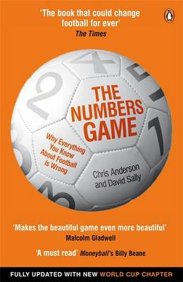 The Numbers Game: Why Everything You Know About Football is Wrong (Paperback)