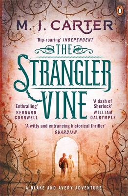 The Strangler Vine - The Blake and Avery Mystery Series 1 (Paperback)