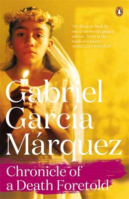 Chronicle of a Death Foretold - Marquez 2014 (Paperback)