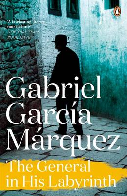 The General in His Labyrinth - Marquez 2014 (Paperback)