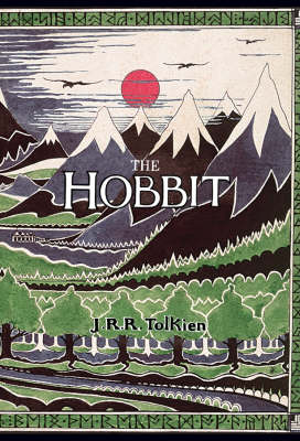 The Hobbit Classic Hardback: or There and Back Again (Hardback)