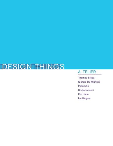 Cover Design Things - Design Thinking, Design Theory