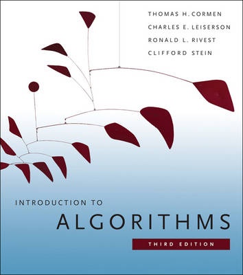 Introduction to Algorithms (Paperback)