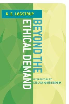 Beyond the Ethical Demand (Paperback)