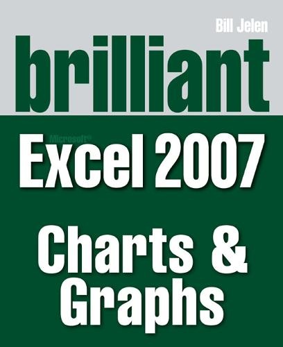 Brilliant Microsoft Excel 2007 Charts and Graphs (Paperback)