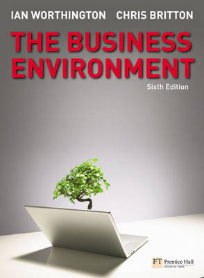 The Business Environment (Paperback)