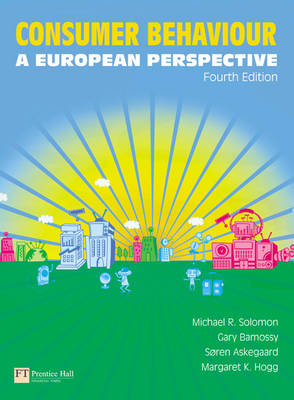 Consumer Behaviour: A European Perspective (Paperback)