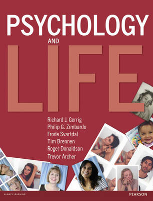 Psychology & Life and MyPsychLab Pack (Mixed media product)