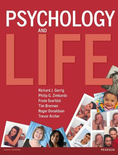 Psychology and Life (Paperback)