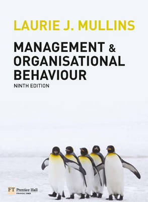 Management and Organisational Behaviour Plus MyLab Access Code (Mixed media product)