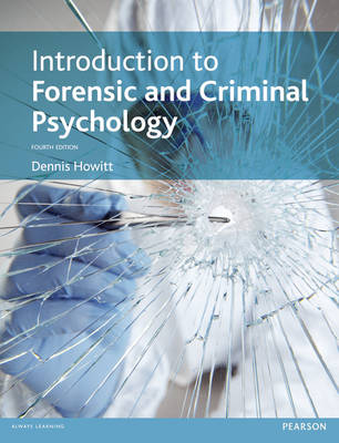Introduction to Forensic and Criminal Psychology (Paperback)