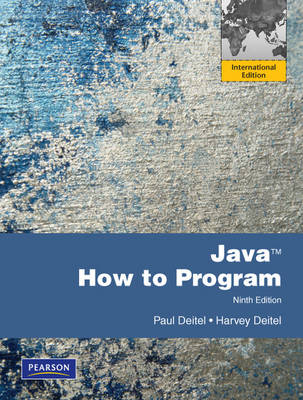 Java How to Program: International Version (Mixed media product)